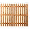 Independent Fencing  Picket Pressure Treated Fence Panel Brown - 1500 x 1800mm