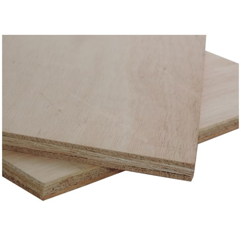 Lumin  Eucalyptus Plywood Overlay - 1220 x 2440mm
