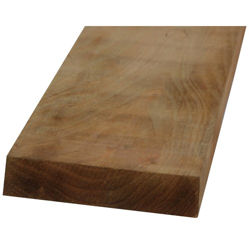 SNR  Square Edged Treated Timber - 175 x 75mm