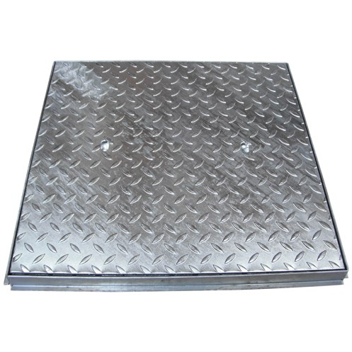 Galco  Galvanized Heavy Traffic Access Cover & Frame - 25 Tonnes