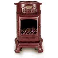 Provence  Portable Gas Fire Heater - 3.4Kw
