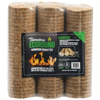 Thorntons  Eco Round Wood Briquettes