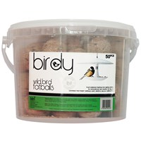 Birdy  Fat Balls - 50pce Tub