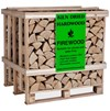 Independent Fencing  Kiln Dried Hardwood Firewood - 1m3 Crate