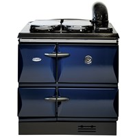 Stanley  Brandon Cast Iron Oil Range Cooker - Blue