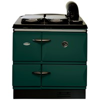 Stanley  Brandon Cast Iron Oil Range Cooker - Forest Green