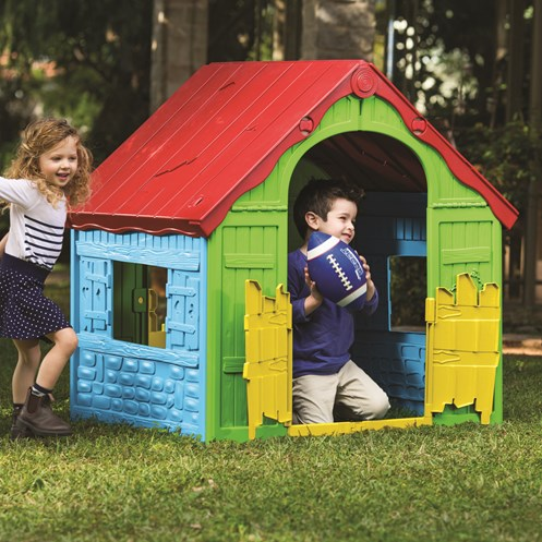 Wonderfold Playhouse