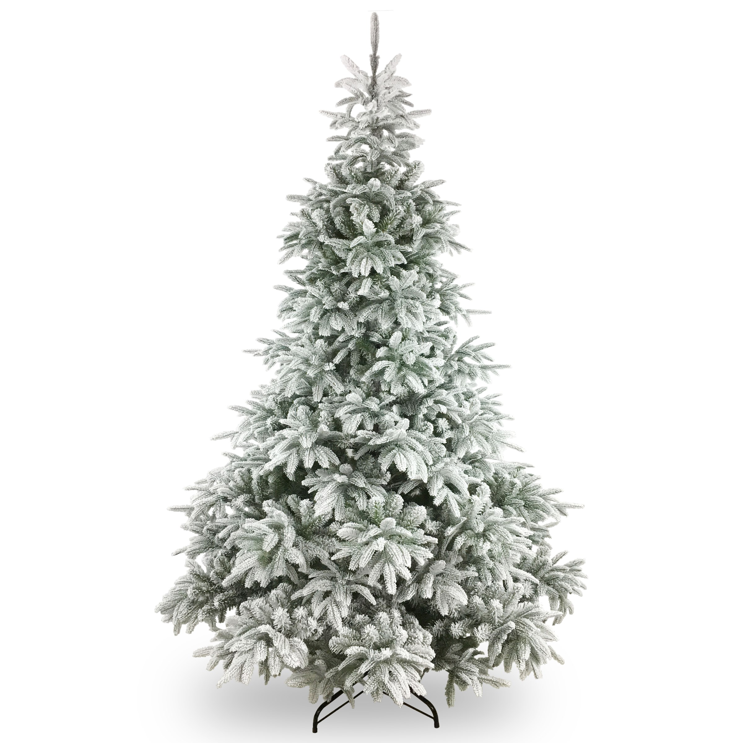 National Tree Co  Snowy Bedford Pine Tree - 7.5ft