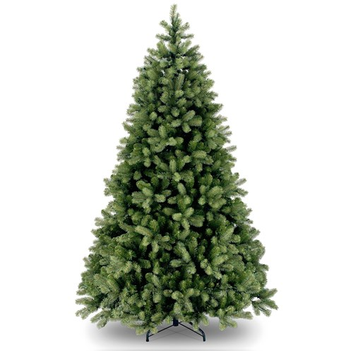 National Tree Company Feel Real Bayberry Spruce Hinged Christmas Tree - 6ft  6in - National Tree Company Feel Real Bayberry Spruce Hinged Christmas