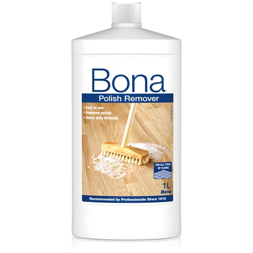 Bona Ready To Use Polish Remover 1 Litre Floor Cleaning Products