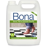 Bona  Stone, Tile & Laminate Floor Cleaner Refill - 4 Litre