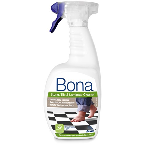 Bona Stone Tile Laminate Floor Cleaner Spray 1 Litre Floor