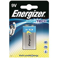 Energizer HighTech Performance Alkaline 9V Battery