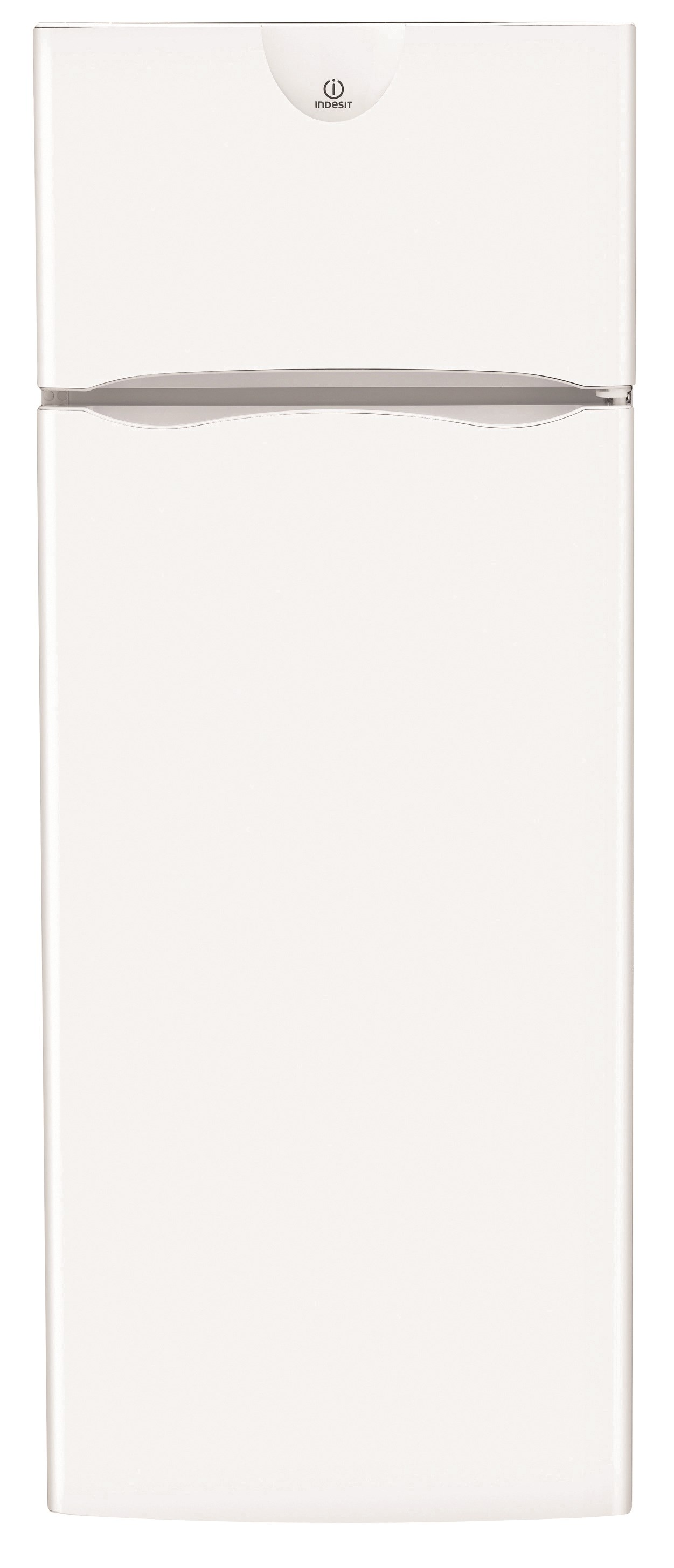 Indesit  White Freestanding Fridge Freezer - RAA28