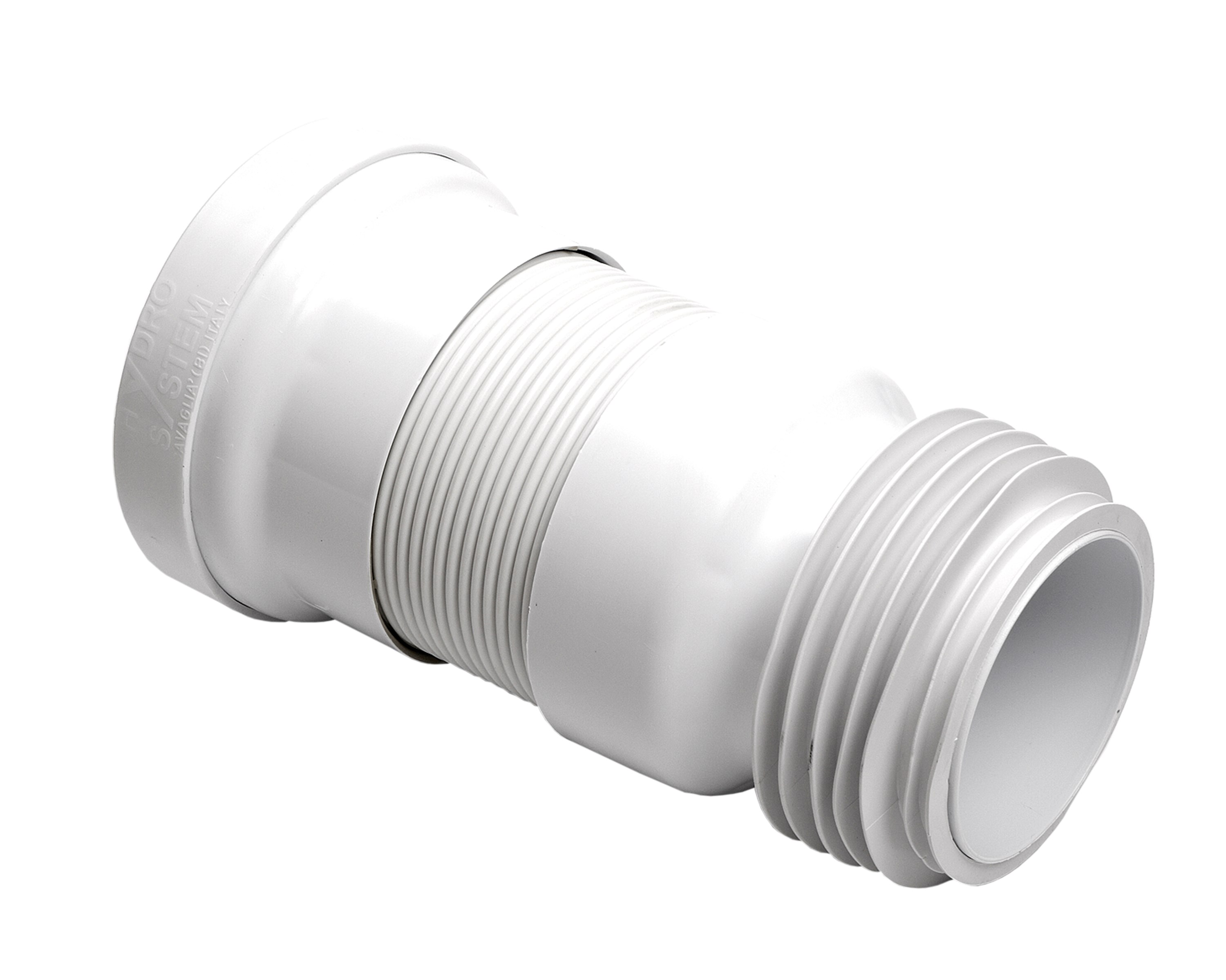 uel flexible pan connector sewer fittings. Black Bedroom Furniture Sets. Home Design Ideas