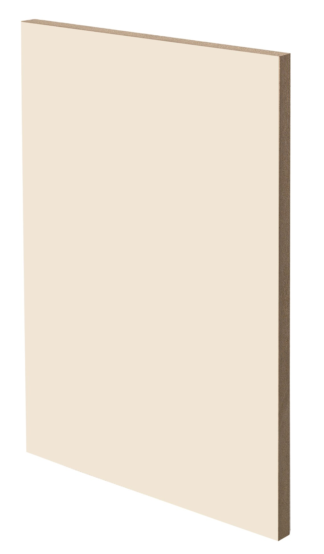 Finsa Superpan Décor Melamine Faced Chipboard Sheet 1200 x 2440mm - Beige Matt