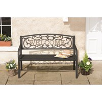 Living Accents  Welcome Park Bench