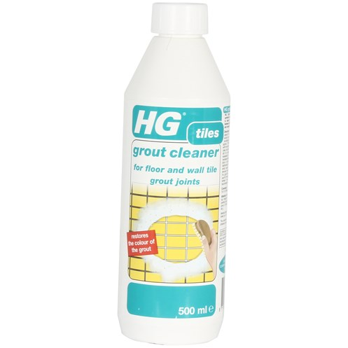 hg grout cleaner 500ml home cleaning products. Black Bedroom Furniture Sets. Home Design Ideas