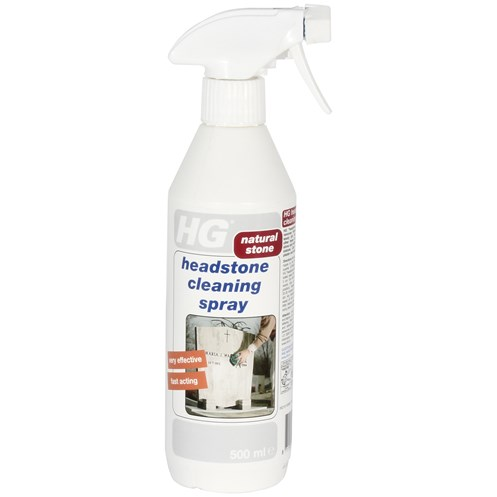 HG  Headstone Cleaning Spray - 1 Litre