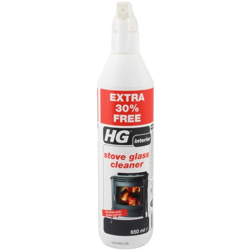 HG  Stove Glass Cleaner 500ML + 30% Extra Free (650ML)