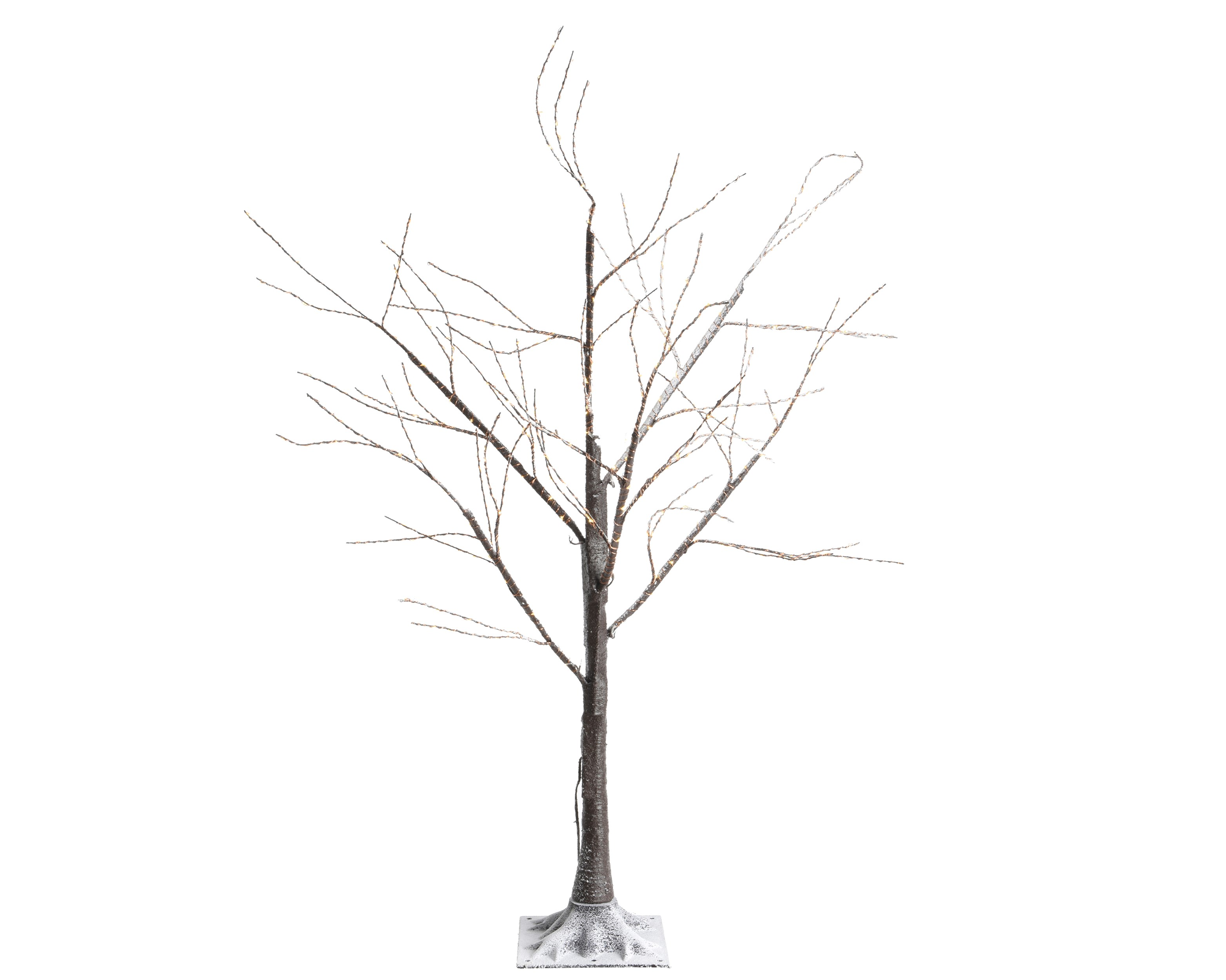 Decoris  Micro LED Birch Tree - 6ft