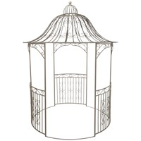Verona Wrought Iron Gazebo