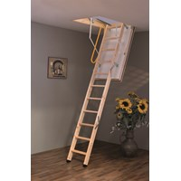 Complete Attic Ladder - 1200mm x 550mm