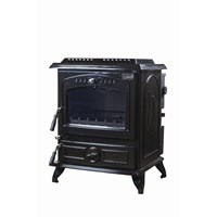 Blacksmith Forge 20kW Boiler Stove - Black Enamel