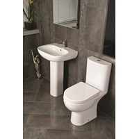 Tonique 5 Piece Bathroom Suite