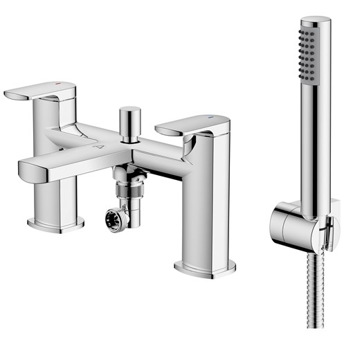 Aqualla  Fuse Bath Shower  Mixer Chrome