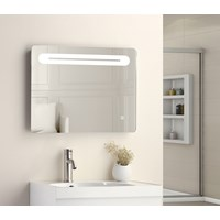 Lucca  LED Mirror - 650mm x 500mm